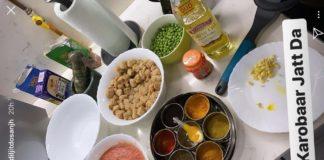 Diljit-dosanjh-cooking