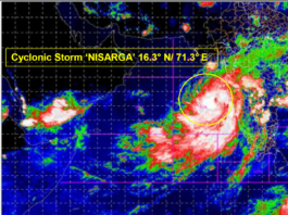 Nisarga-Cyclone-India