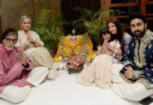 Actor-Amitabh-Bachchan-Family