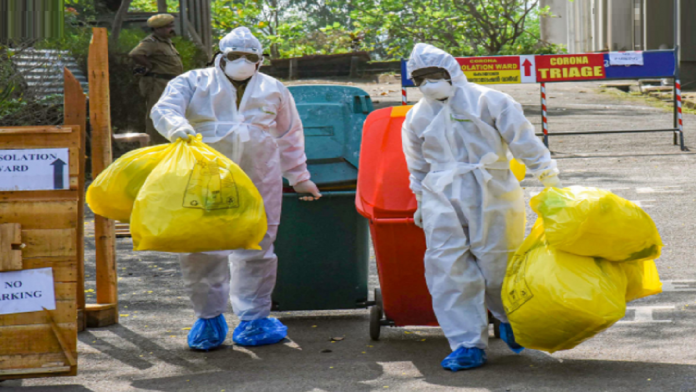18000-ton-of-biomedical-waste-collected-that-used-in-covid-19-epidemic