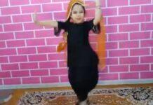 dance-of-a-girl-on-gaj-ka-ghunghat-song