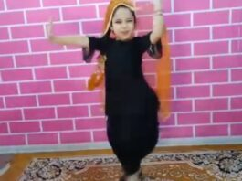 dance-of-a-girl-on-gaj-ka-ghunghat-song