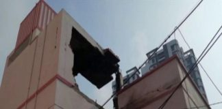 explosion-in-kolkata-buiding-demolished