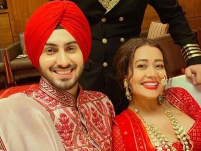 neha-kakkar-married-with-rohanpreet-singh