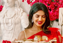on-karwachauth-priyanka-chopra-posed-with-nick-jonas-in-a-red-sari