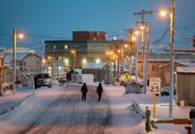 the-last-sunset-of-2020-in-the-town-of-alaska-residents-will-now-see-the-sunset-after-66-days
