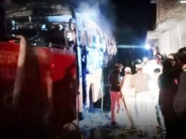 7-people-killed-in-a-bus-accident-in-rajasthan