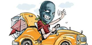 in-mohali-after-robbing-the-car-the-miscreants-threw-the-woman-on-the-road